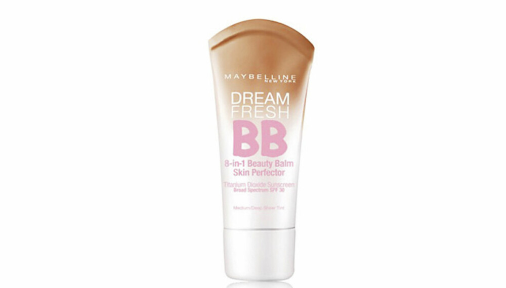 TEST: Maybelline Dream Fresh BB.