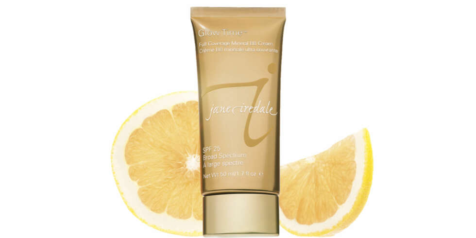 TEST: Jane Iredale Glow Time Full Coverage Mineral BB-Cream.