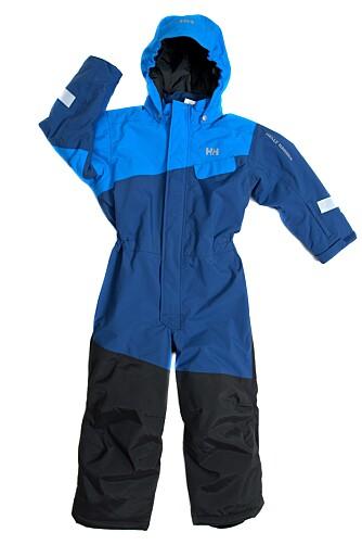 KVALITET KOSTER: I likhet med Reimas modell, må du ut med 1499 kroner for denne vinterdressen fra Helly Hansen.