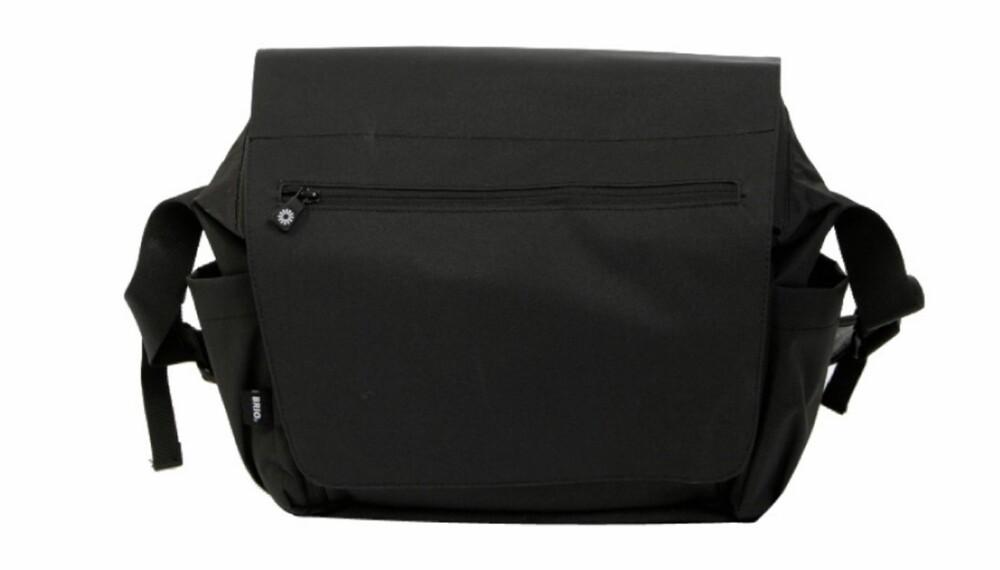 TEST AV STELLEVESKER: Brio Go Nursery bag