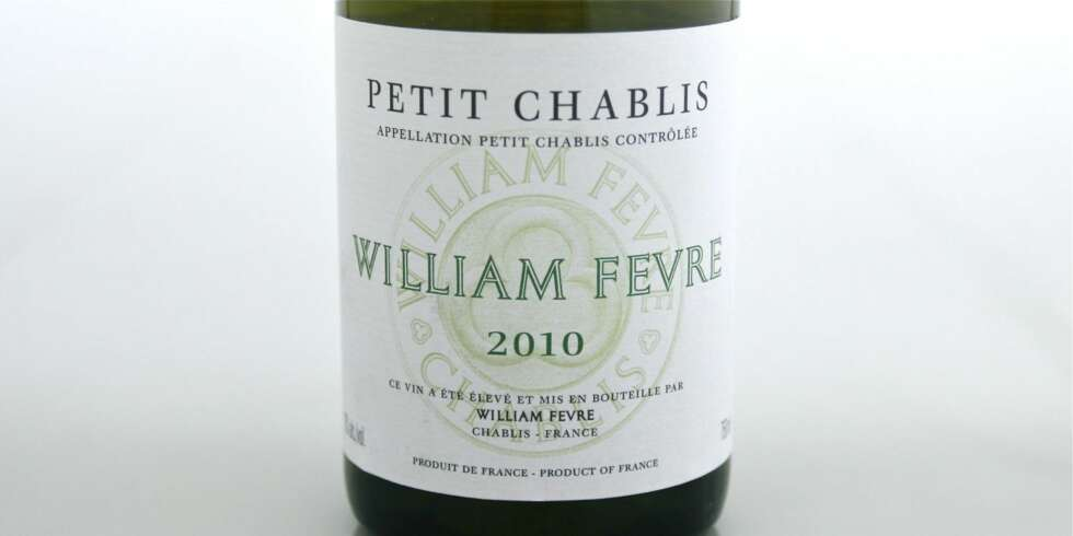TEST AV CHABLIS: William Fèvre Petit Chablis 2010 kom på delt femteplass.