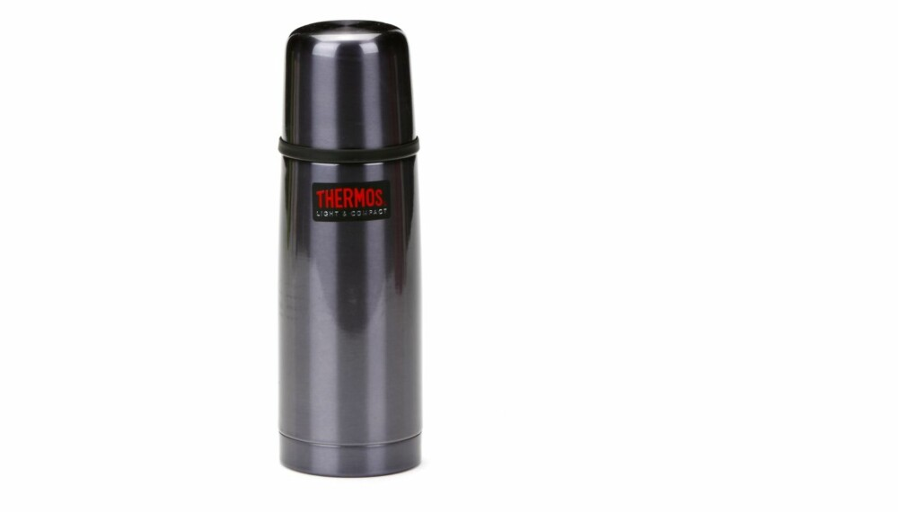 BEST I TEST: Termosen fra Thermos Light & Compact var best i alle deltestene.