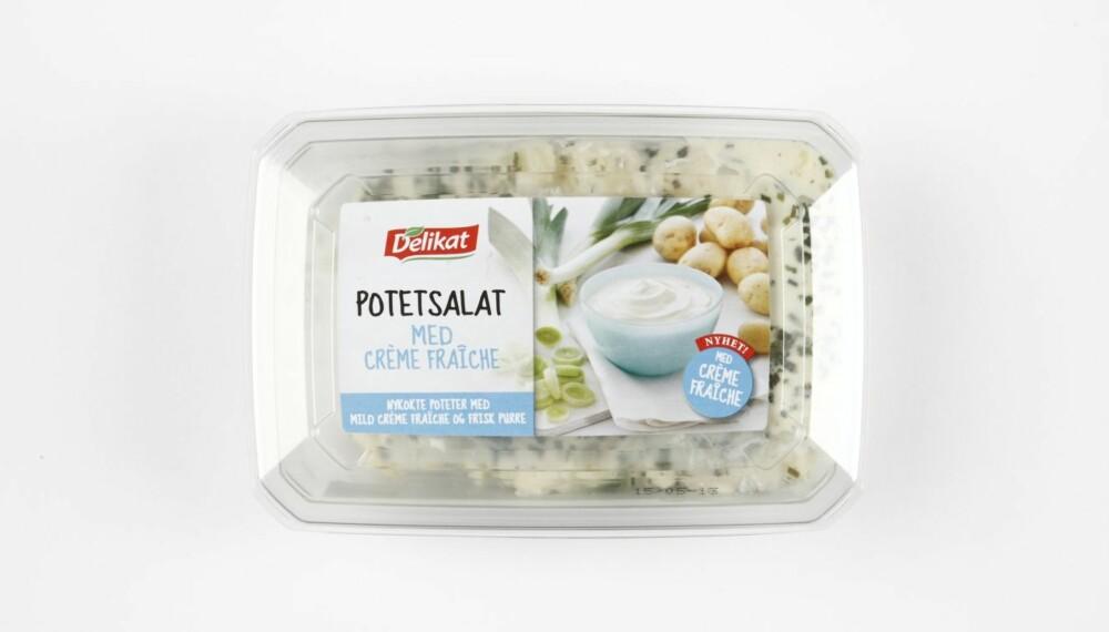 POTETSALAT: DinKost og ShapeUp har latt ernæringsfysiologen vurdere næringsinnholdet i ni typer potetsalat.