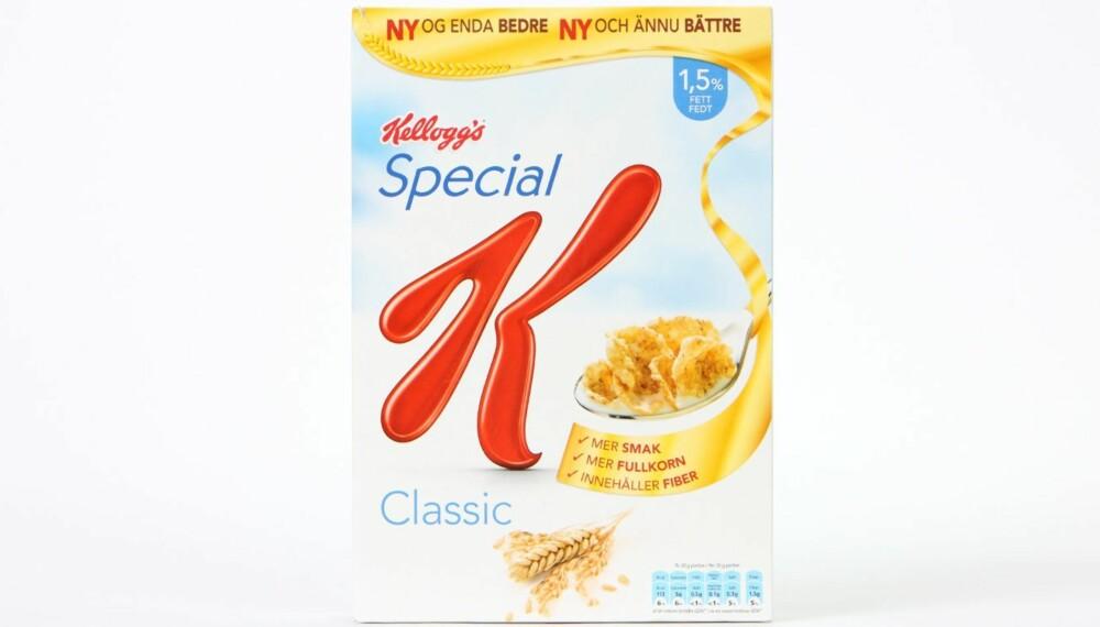 FROKOSTBLANDING: DinKost har vurdert næringsinnholdet i 24 frokostblandinger.