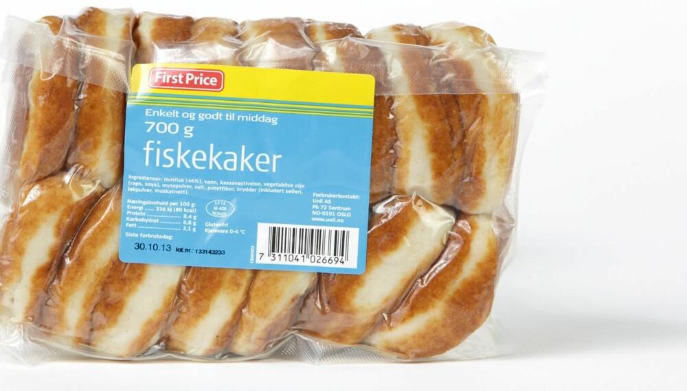 Oslo, 22.08.2013 Test av fisdkekaker for klikk.no v Morten  Foto: Bjørn Inge karlsen