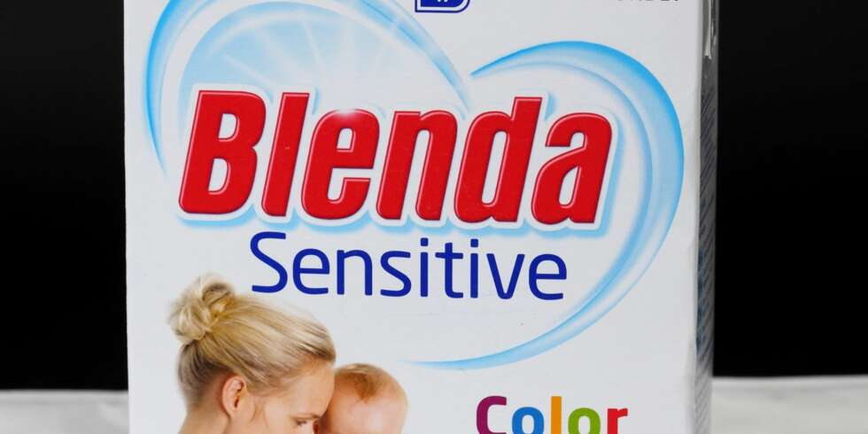 TEST AV VASKEMIDDEL: Blenda Sensitiv Color