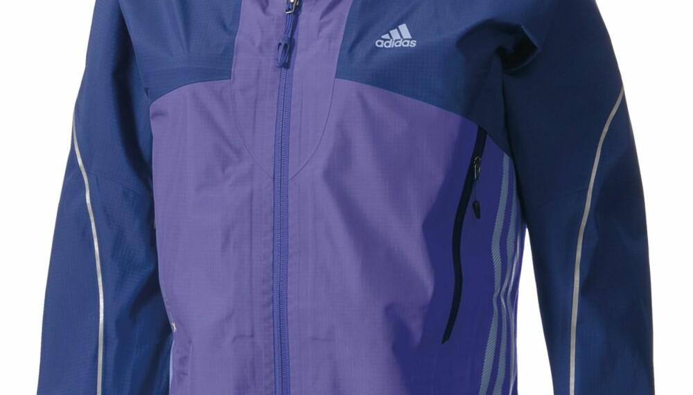 SKALLJAKKER: Adidas Terrex Gore-Tex Active Shell Jacket W