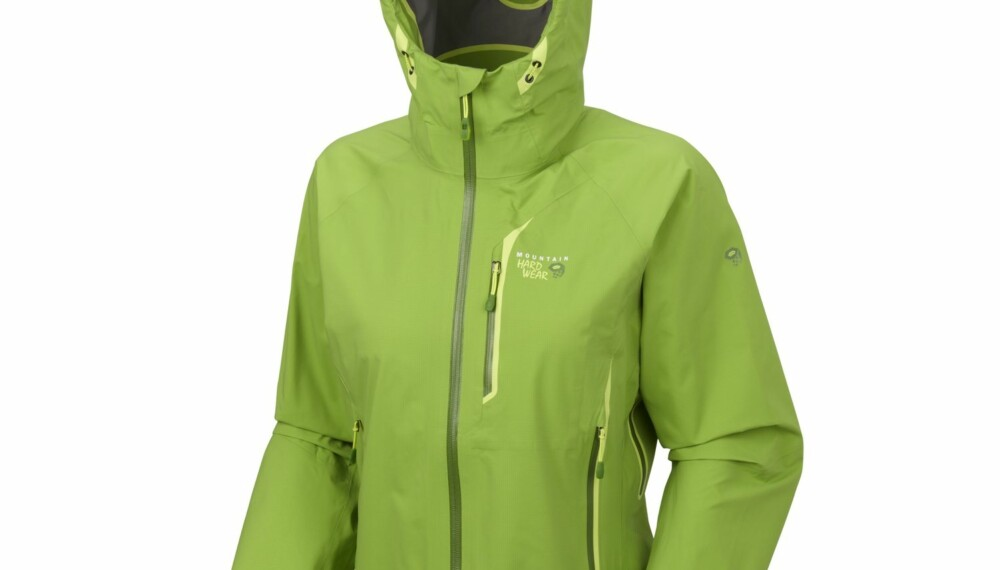 SKALLJAKKER: Mountain Hardware Women's Spinoza Jacket