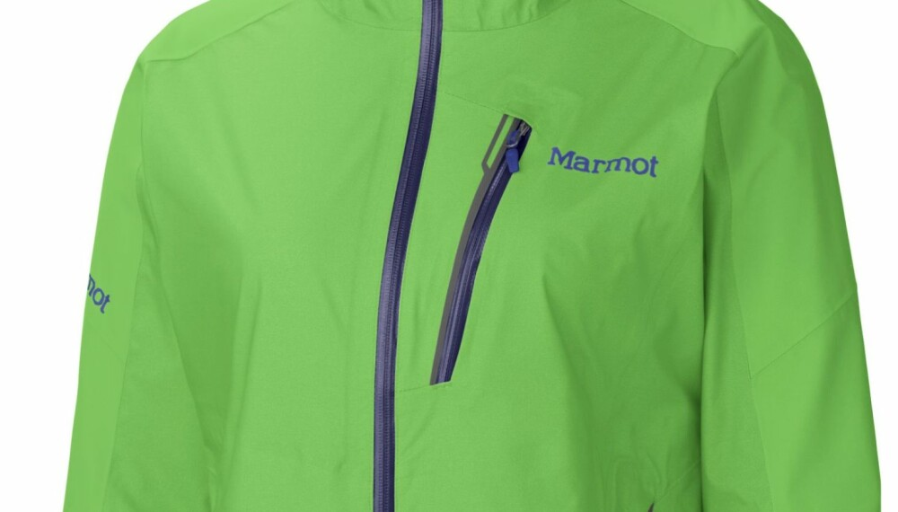 SKALLJAKKER: Marmot WM's Speedri