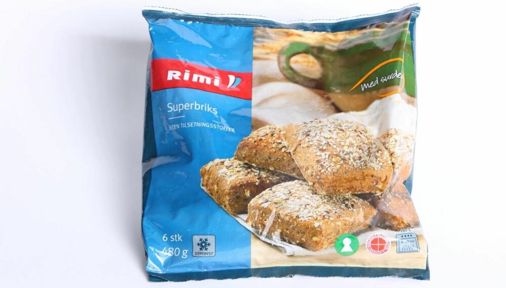 RUNDSTYKKER: Klikk.no og ShapeUp har vurdert næringsinnholdet i 11 typer grove rundstykker.