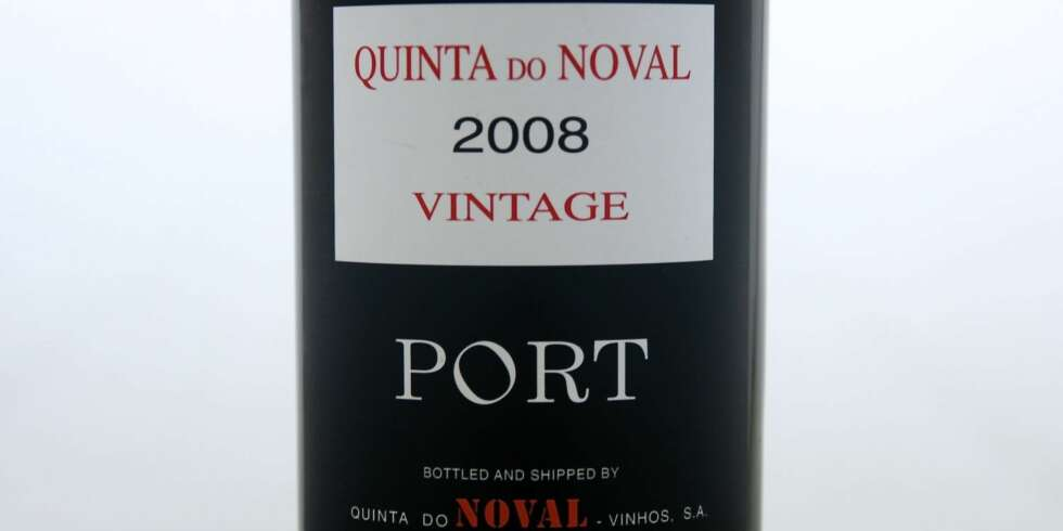 VELDIG GOD VIN: Quinta do Noval Vintage 2008.