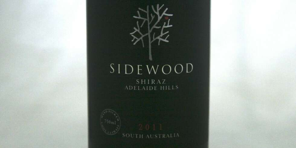 TIL CHILI CON CARNE: Sidewood Estate Shiraz 2011.