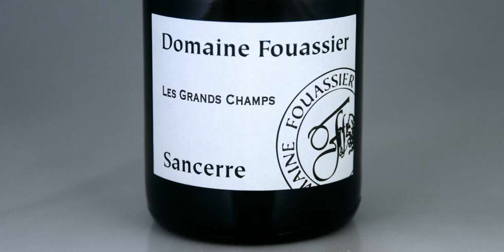 TIL ØSTERS: Fouassier Sancerre les Grands Champs 2011.