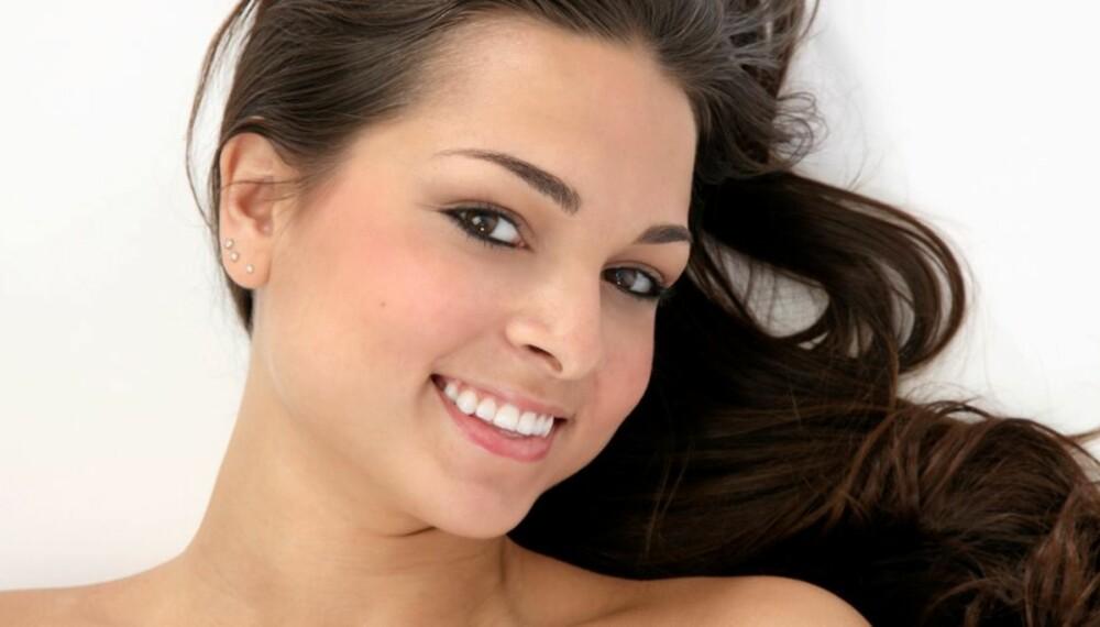 VAKKER: Vakre kvinner er oftere utro, skal man tro amerikanske forskere.