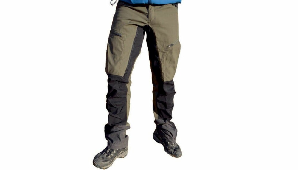 8fcde370 Gode bukser som passer spesielt godt til toppturer.
