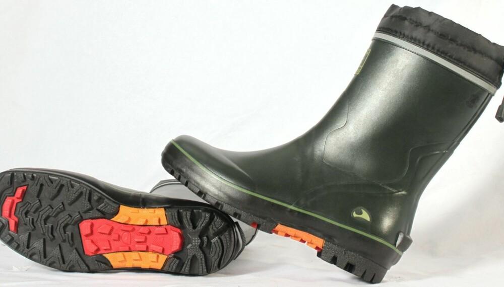 d99a92a34154 GUMMISTØVEL  Klikk Helse og Villmarksliv har testet 14 par gummistøvler for  turbruk.