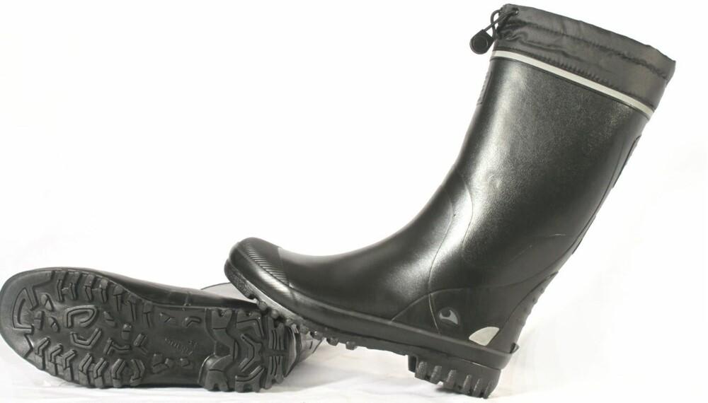 898c20790ca GUMMISTØVEL: Klikk Helse og Villmarksliv har testet 14 par gummistøvler for  turbruk.