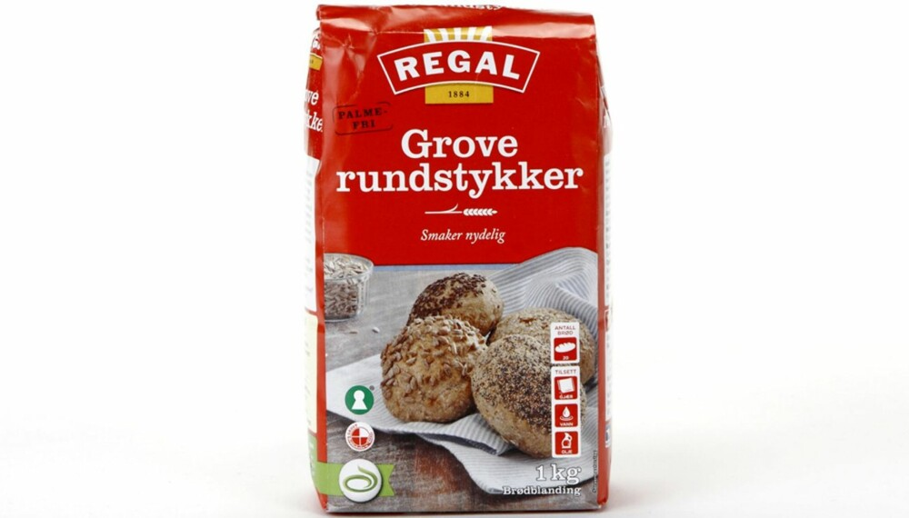 GROVBRØD: Klikk Helse, ShapeUp og Bedre Helse har testet brødblanding for grovbrød du kan bake selv.