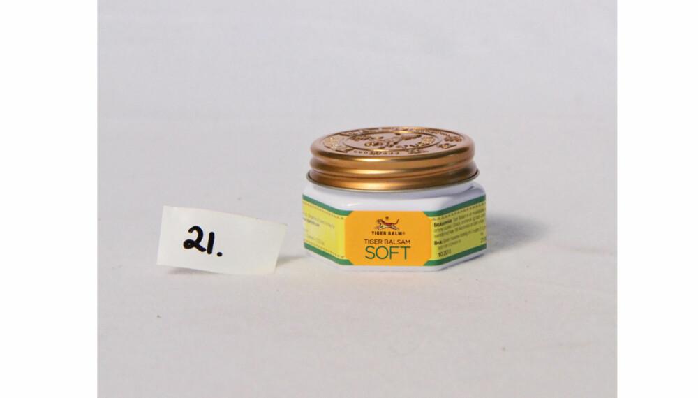 Vi har testet 12 myggmidler. FOTO: Arne T. Hamarsland