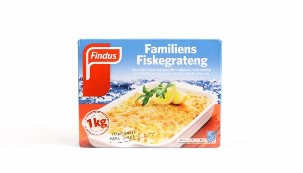 TEST AV FISKEGRATENG: Vi har testet næringsinnholdet i et utvalg fiskegratenger. FOTO: Bjørn Inge Karlsen