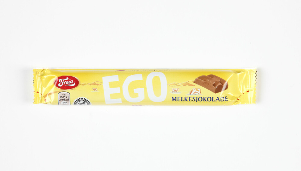 TEST AV SJOKOLADE: Vi har testet næringsinnholdet i 29 småsjokolader. FOTO: Petter Berg