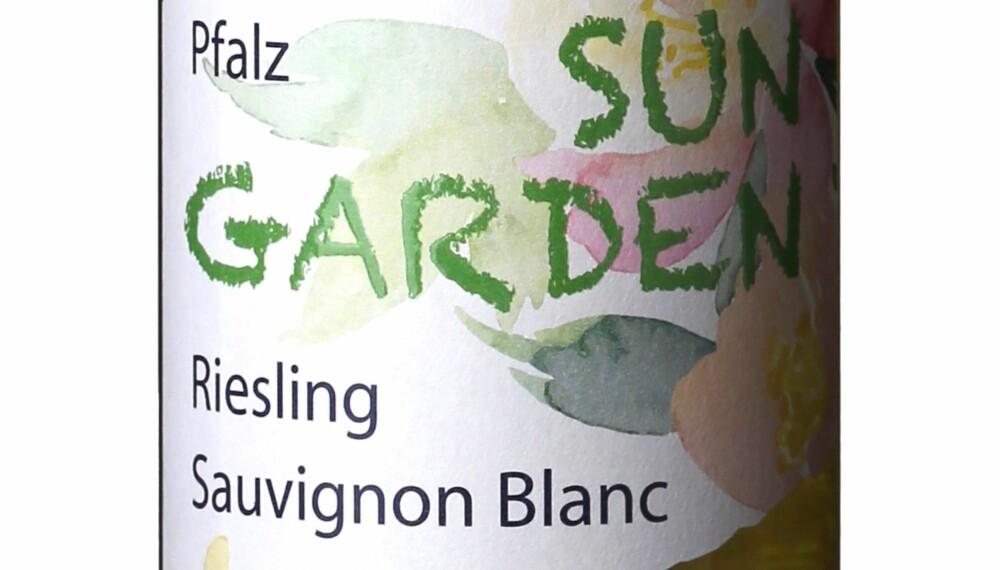 GODT KJØP: Sungarden Riesling Sauvignon Blanc 2015.