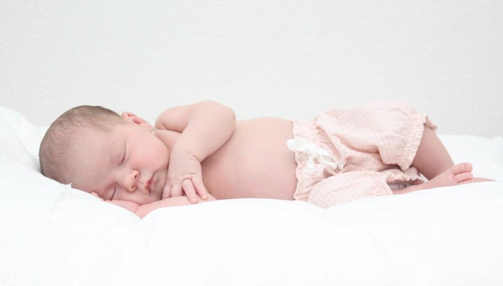 Sigrid Marie ble født 8.juni kl. 19:59 på Ullevål Sykehus.