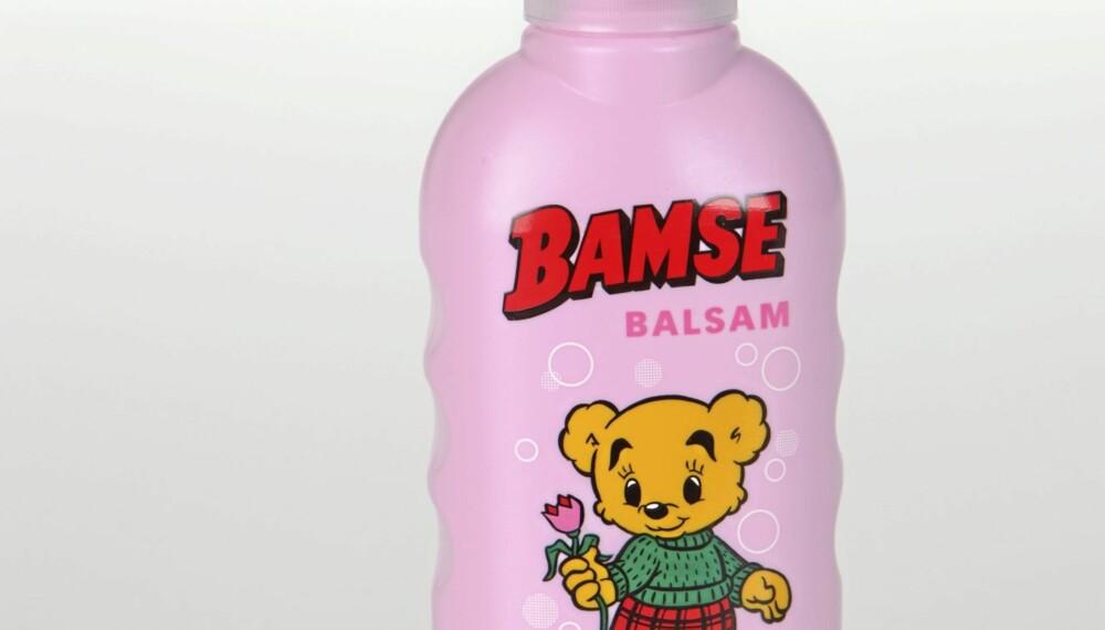BALSAM: Bamse Balsam anbefales med forbehold.