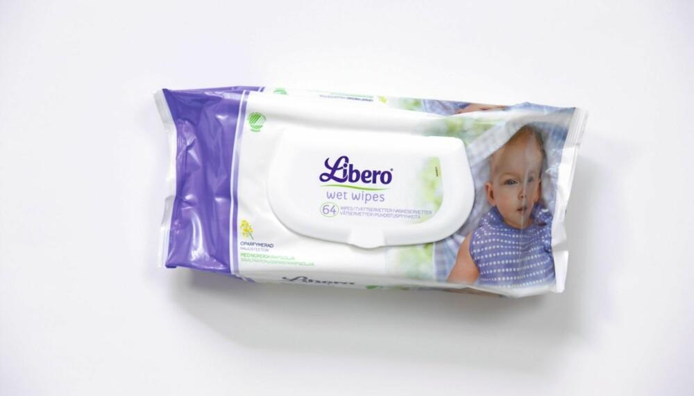 Våtserviett Libero