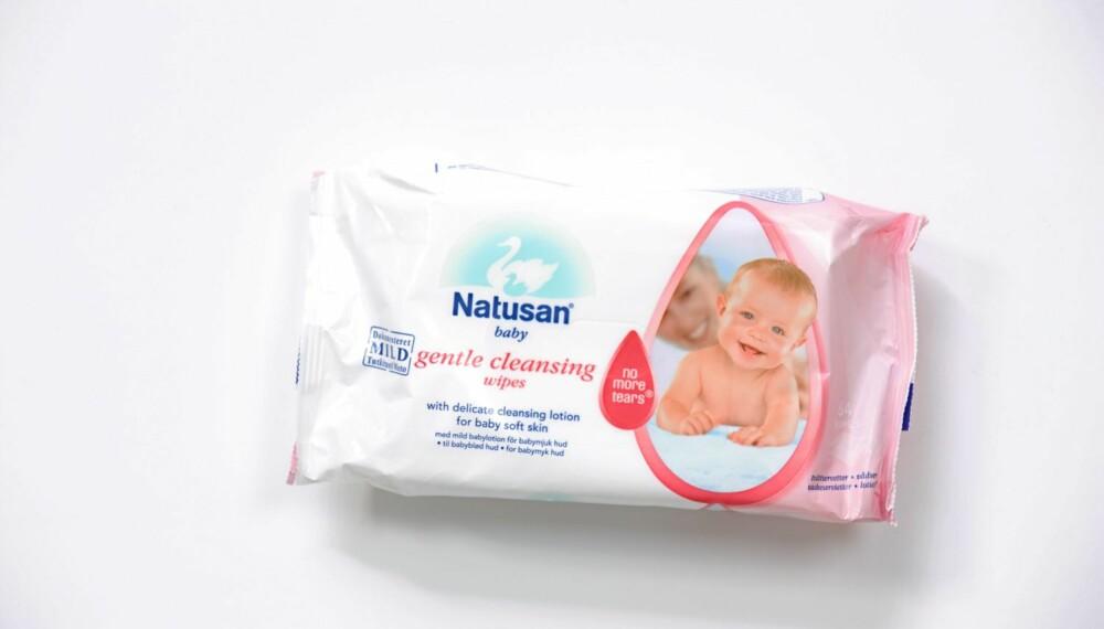 Våtserviett Natusan Baby