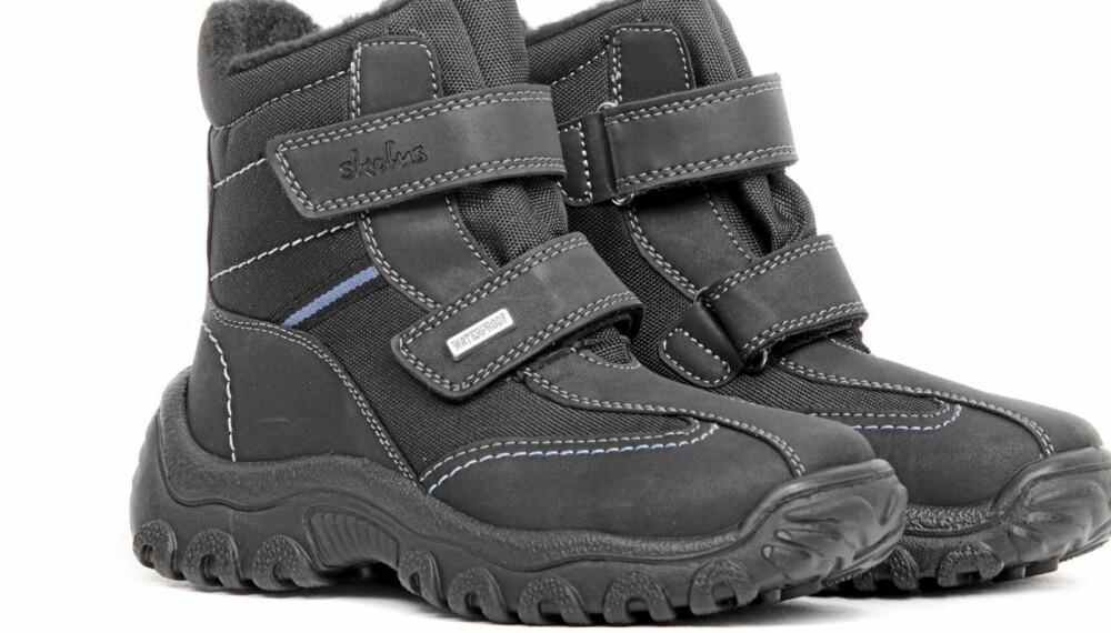 fd19557b7709 Test av vinterstøvler for barn - Foreldre