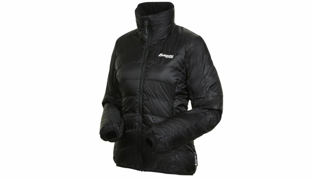 450a00e2 Bergans Down Light. Fjærlett jakke i forhold til varmeevnen.