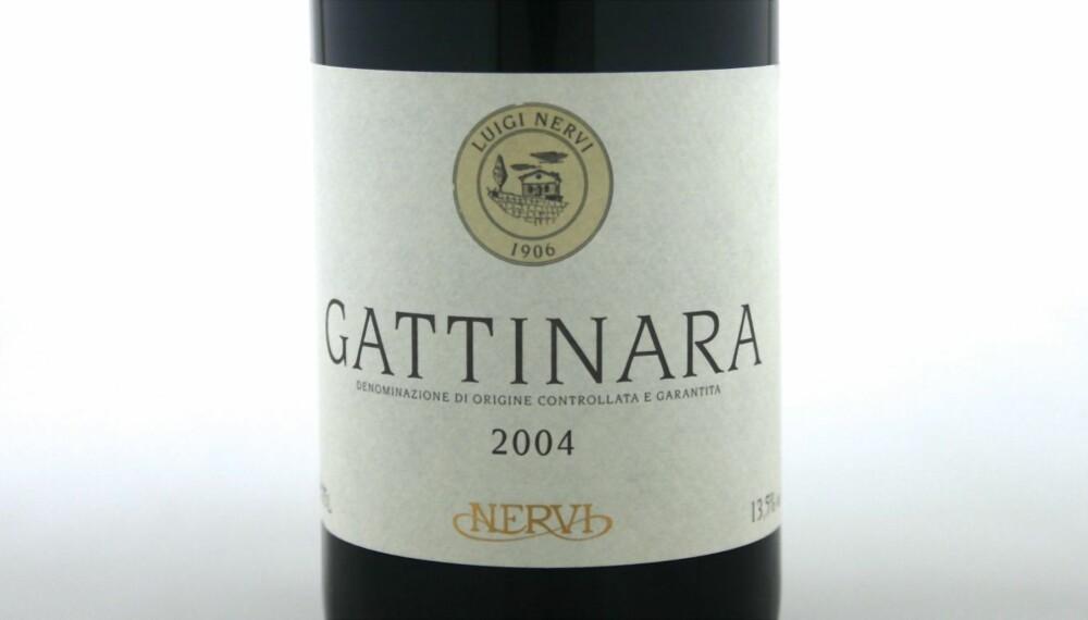 LAMMEVIN: Nervi Gattinara 2004.