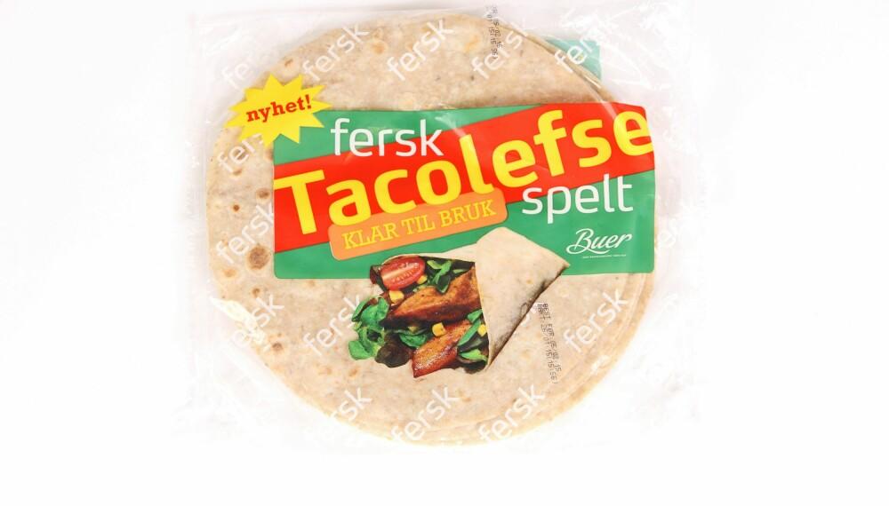 TEST AV TORTILLALEFSER: Vi har testet 16 tortillalefser.