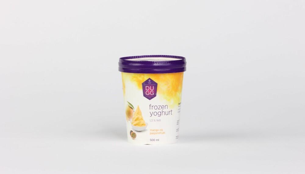 TEST AV YOGHURTIS: Vi har testet 11 yoghurtis. FOTO: Bjørn Inge Karlsen