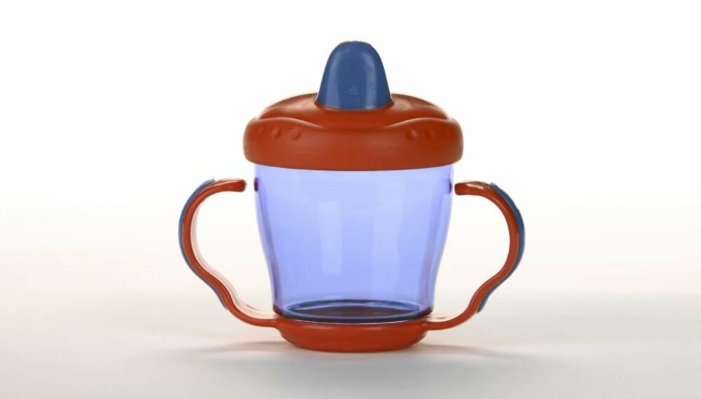 Fischer, dryppfri kopp med soft grep.