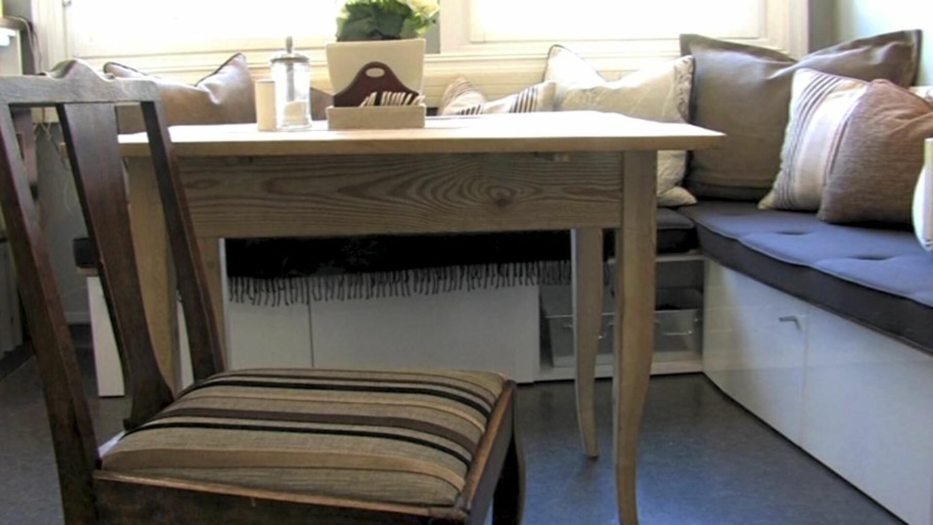 Alvorlig Hvordan trekke om en stol - Interiør ZB-07