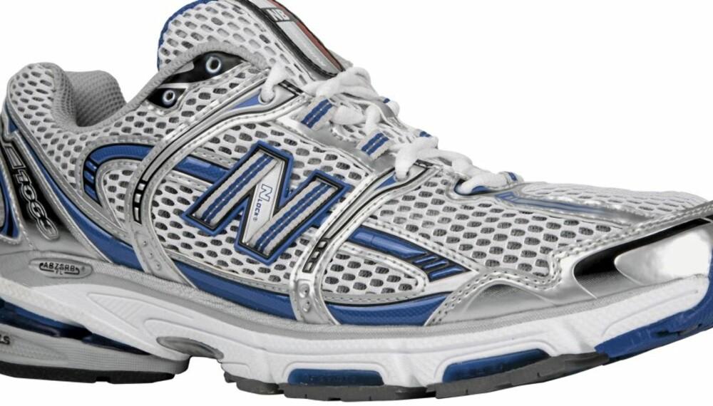 8955403c Test av løpesko. New Balance 1063. God stabilitet og demping gjør dette til  en fenomenal allround-sko.