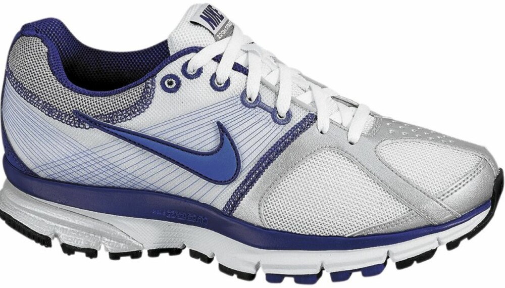 da254ad7 IPOD-VENNLIG: Denne Nike-skoen kan du bruke med Nikes egen fotsensor og