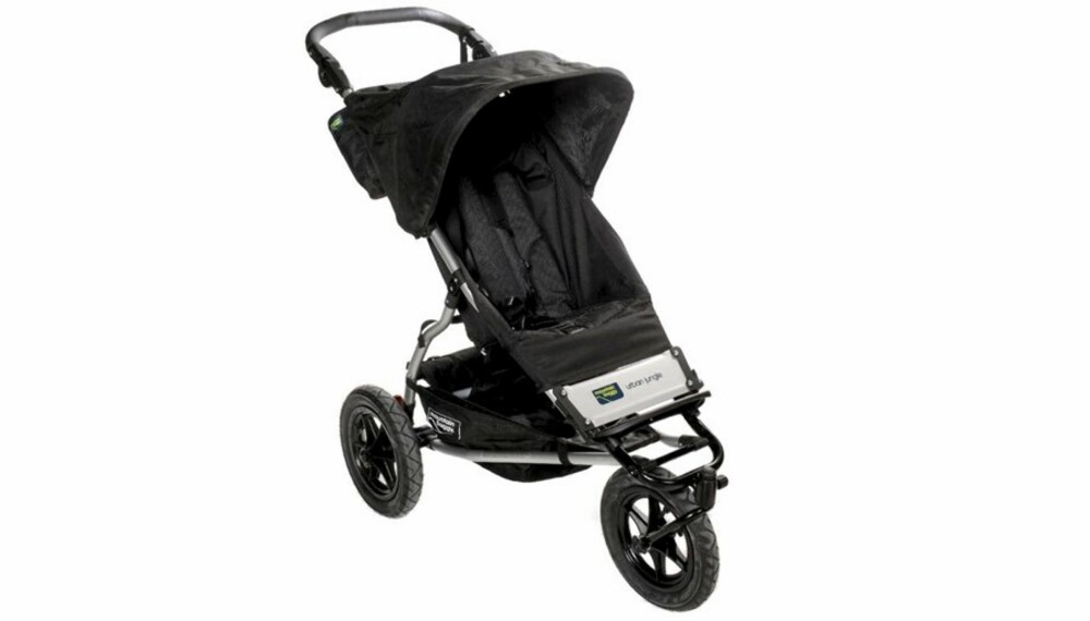 VOGNTEST: Urban Jungle/One Tree Hill Mountain Buggy Stroller.