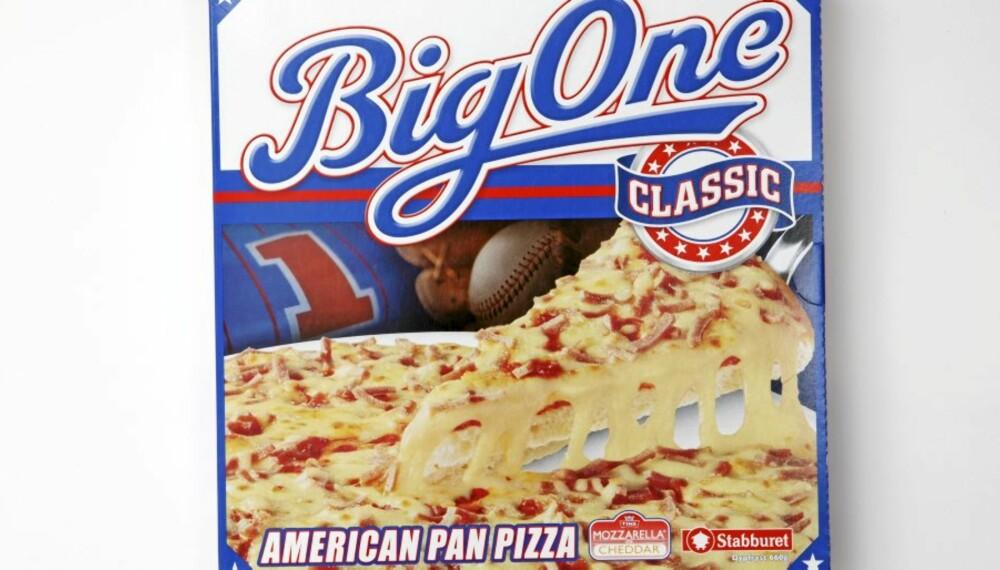 TERNINGKAST 3: Big One American Pan Classic.