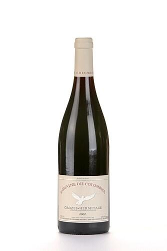 En god rødvin til retter av vilt. En fin franskmann i den dyreste prisklassen.