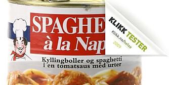 USUNN STUDENTKLASSIKER: Trondhjems spaghetti à la Napoli.