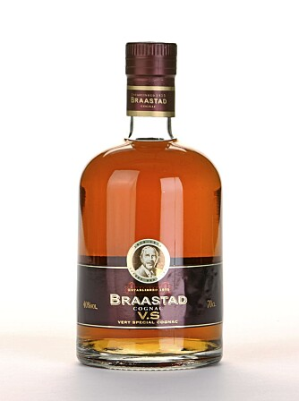 BEST: Braastad V.S. var den beste cognacen i denne klassifiseringen.