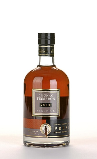 Test av cognac 2009