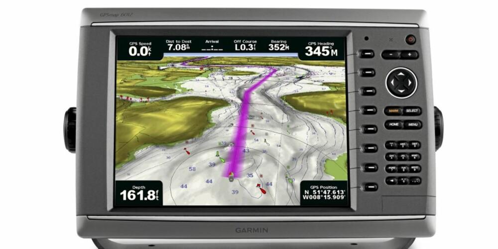 GPSMap 6012