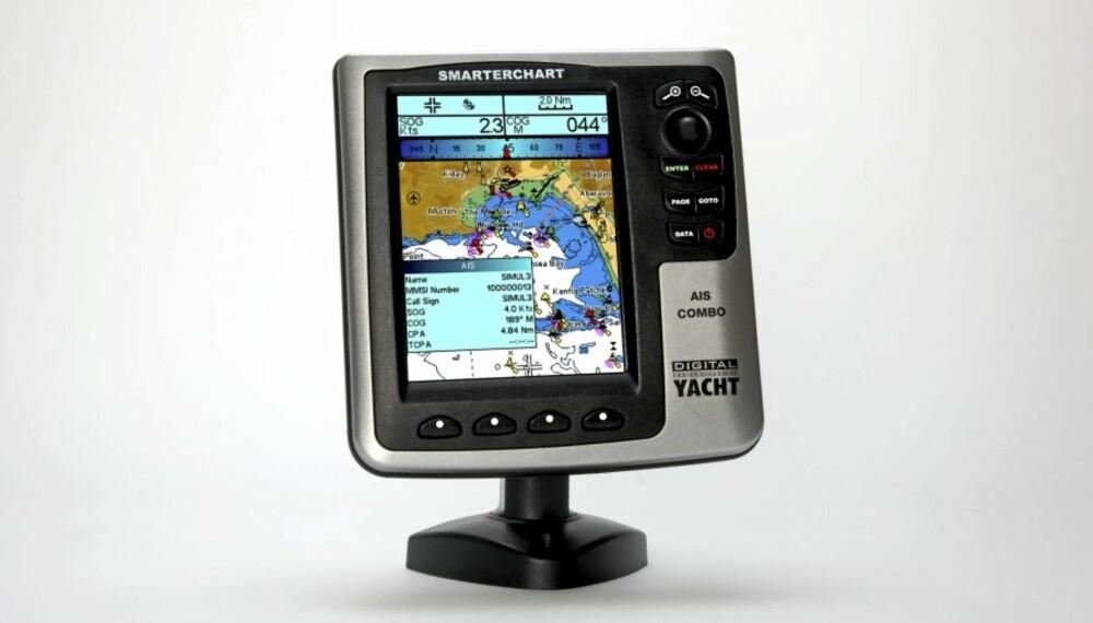 Digital Yacht METS 09 SmarterChart 500 Plotter AIS
