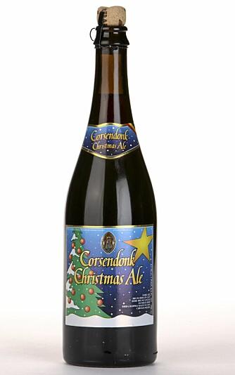 GOD LENGDE: Corsedonk Chrsitmas Ale har en sødmefull smak av fiken og brunt sukker i tillegg til god lengde, men mangler noe bitterhet.