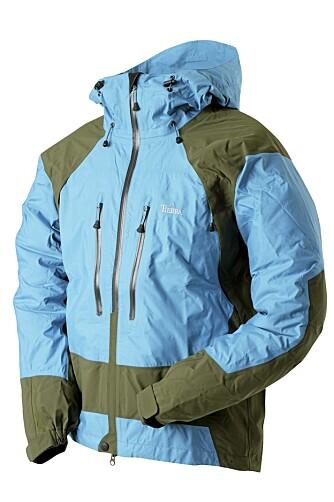 GOD HYBRID: Tierra Ridge Jacket.