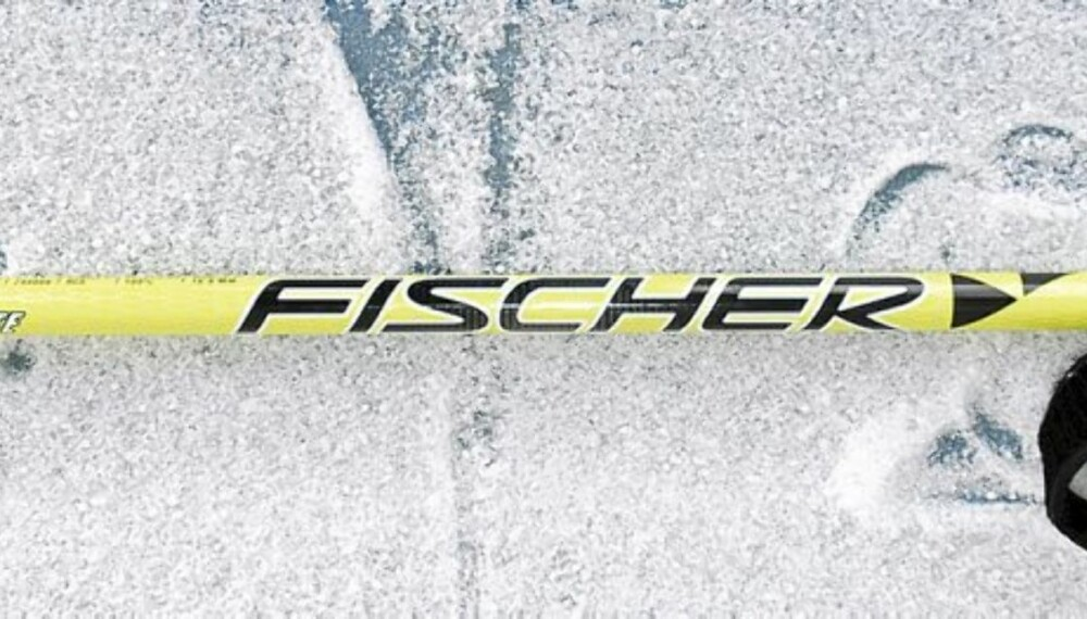 LETTVEKTER: Fischer RCS Carbonlite.